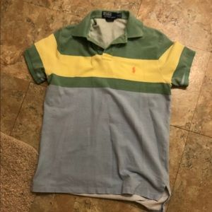 Polo Ralph Lauren Color Block Men's Custom Fit